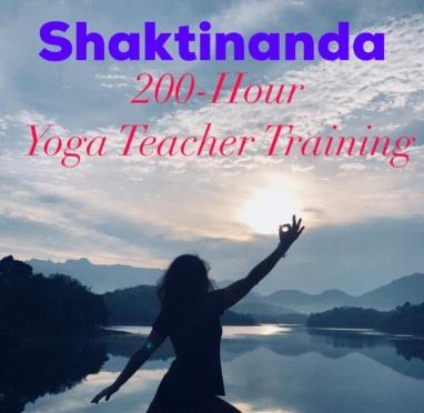 Shaktinanda 200-hour yoga teacher training