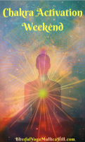Chakra Activation Weekend Image